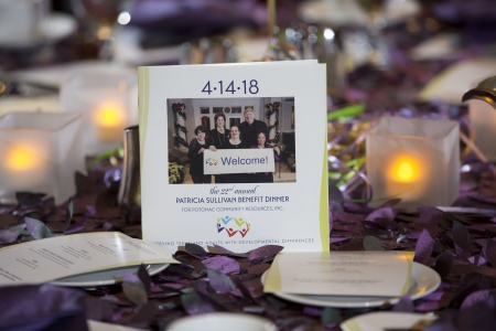 22nd Annual Patricia Sullivan Benefit Dinner