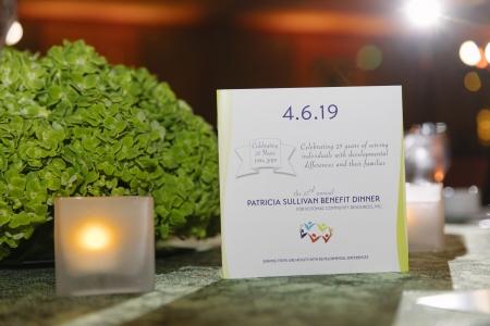 23rd Annual Patricia Sullivan Benefit Dinner